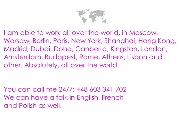 How to find a good employee in Warsaw/Poland?