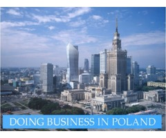 How to open a company or SSC in Poland?