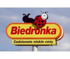 Pracownicy uciekają z Biedronki