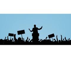 Jak zostać dobrym mówcą i politykiem?