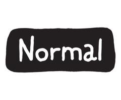 Znalazłam normalność - oddam za darmo