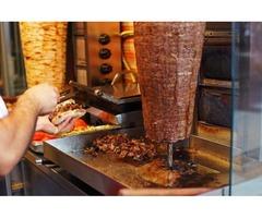 Praca w barze kebab - wspólnik poszukiwany. Работа в ПОЛЬШЕ для украинцев.