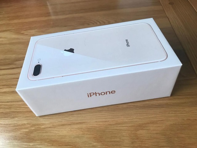 Nowy Apple Iphone 8 Plus w 256 GB Gold Unlocked